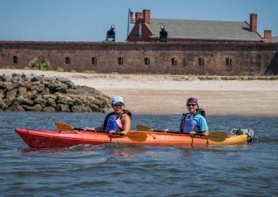 Cumberland-Island-Kayak-tour