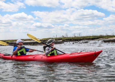 Fernandina Beach Amelia River Kayak Tour-2037