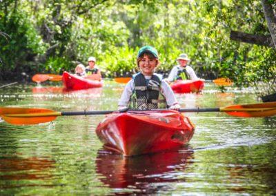Lofton Creek Kayak Tour