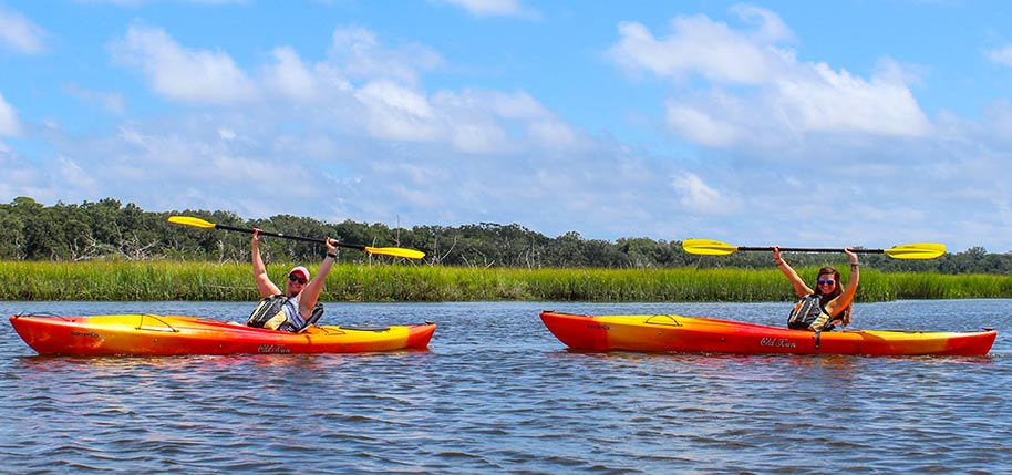 kayak Retreat